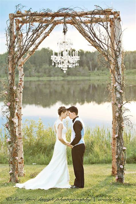 Wedding Dresses Arbor by 1000 Ideas About Rustic Arbor On Driftwood