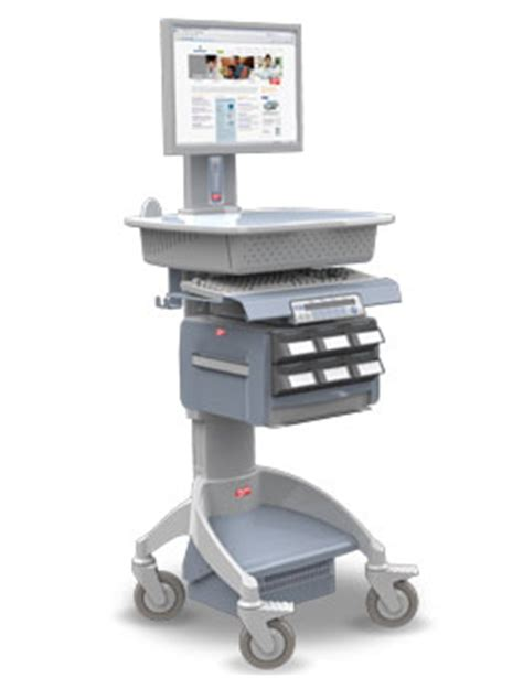 b med mobile midwest equipment mobile computing carts