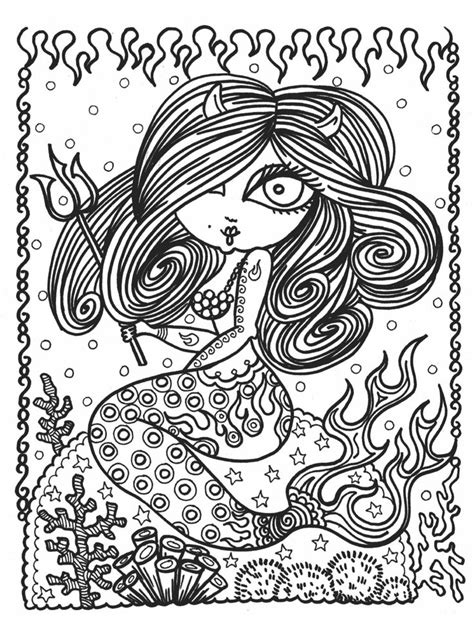 mermaid coloring book 936 best colouring the sea fish mermaids
