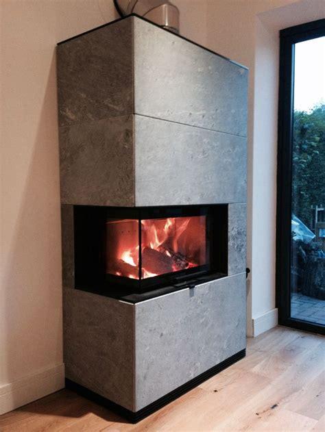 Soapstone Wood Stove Insert The Contura I41t Wood Burning Stove Contemporary Wood