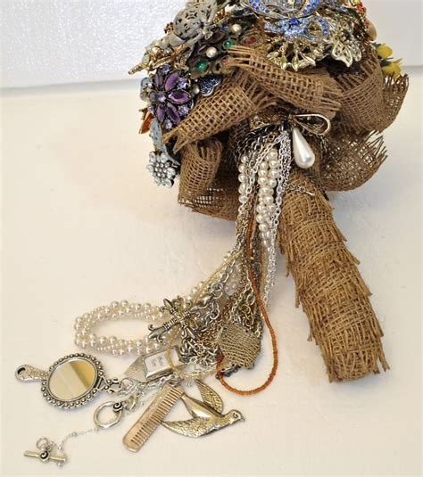 Handle Handbouqet 17 best images about bouquet handles on brooches brooch bouquets and lace