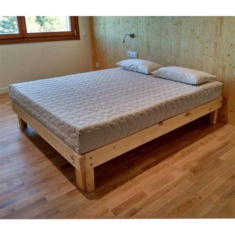 camas con somier cama somier madera fustaforma