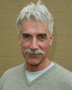 sam elliott long grey slickback hairstyle and handlebar mustache 1000 ideas about sam i am on pinterest sam elliott