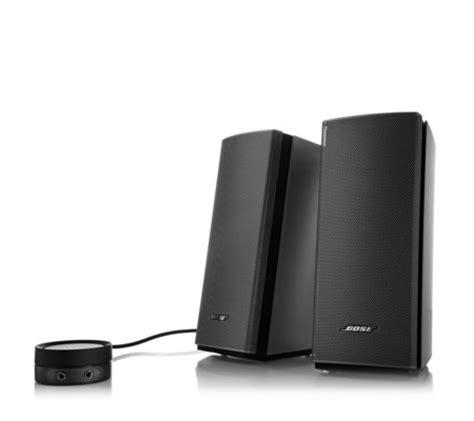 Speaker Bose Companion 20 bose companion 20 multimedia speaker system qvcuk