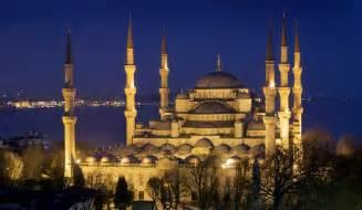 Majestic blue mosque in turkey pakistan news
