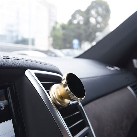 Hoco Metal Air Vent Magnetic Car Holder Smartphone Ca19 hoco metal air vent magnetic car holder smartphone ca19 jakartanotebook