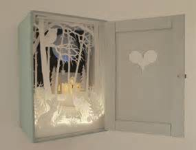 How To Make A Paper Diorama - 10 amazing cut paper diorama artists flavorwire