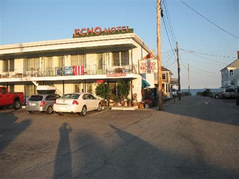 Friday July19 Temperature Picture Of Echo Motel Echo Motel Oceanfront Cottages