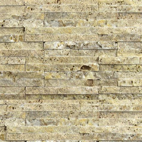 noce travertine split faced wall pavers from turkey noce travertine mosaic tile qdi surfaces