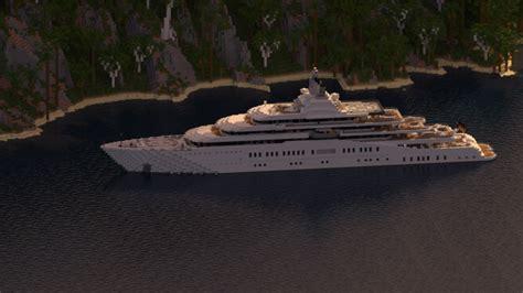 yacht eclipse layout eclipse megayacht full interior 1 1 scale minecraft