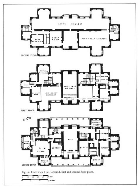 Hardwick Hall Floor Plan | hardwick hall more glass than wall orms