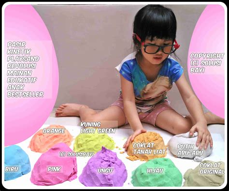 Squishy Paket Isi 12 home pasir kinetik kinetic sand
