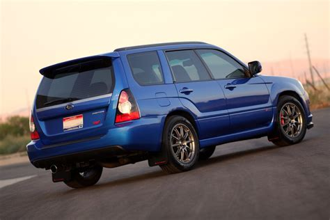 forester subaru modified 2007 subaru forester sports 2 5xt subaru colors