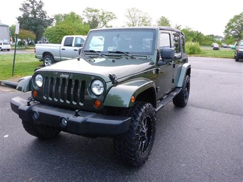Jeep Wrangler Unlimited Diesel Diesel Jeep Wrangler Unlimited For Sale Used Cars