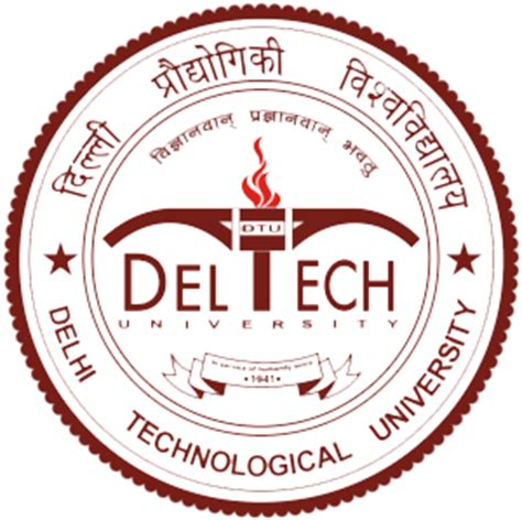 Dtu Mba 2017 by Dtu Recruitment 2017 For 07 Library Trainee Posts