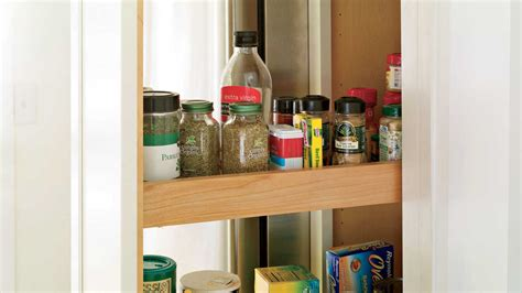 creative kitchen cabinet ideas southern living pull out pantry creative kitchen cabinet ideas