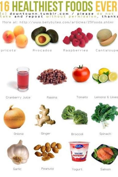10 Foods Should Eat More by 10 Healthiest Foods Images Frompo
