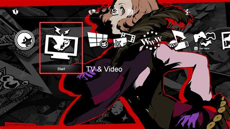 Anime Avatar 5 new persona 5 character themes and avatars released on