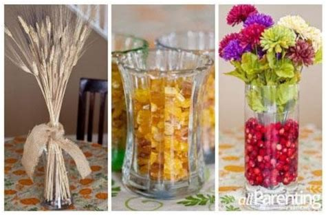 simple table centerpieces 10 diy ideas to decorate the thanksgiving table