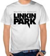 Kaos Band Linkin Park 8 jual kaos band linkin park 8 linkin park satubaju