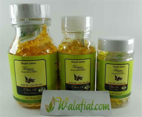 Kamil Minyak Zaitun Isi 70 Kapsul Olive Evoo 210 minyak zaitun tursina olive 200 kapsul alzafa store