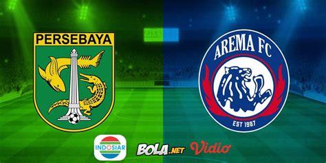Jawa Versus Inggris saksikan live liga 1 di indosiar persebaya