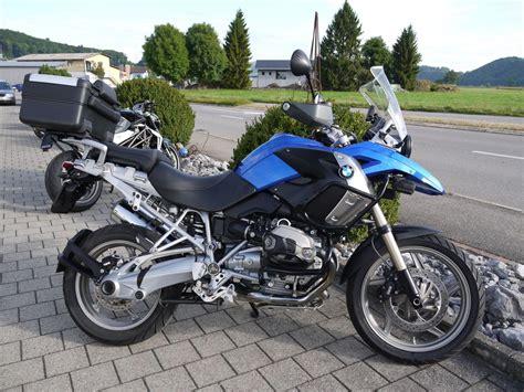 Bmw Motorrad Occasion by Motorrad Occasion Kaufen Bmw R 1200 Gs Blau Kurt Gmbh
