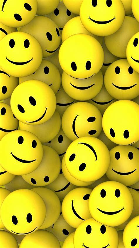 smiley logos   iphone wallpaper emoji