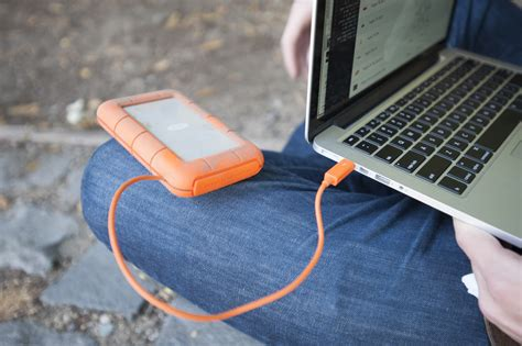 Rugged Drive by Rugged Thunderbolt Review Drive Is Tough Like