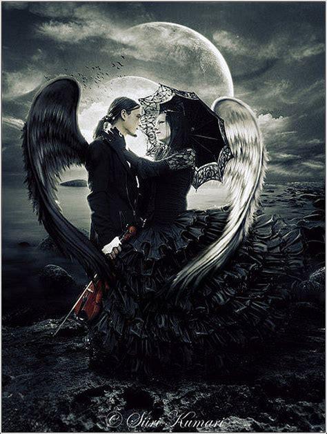 imagenes i love you angel gotico amor gotico 17