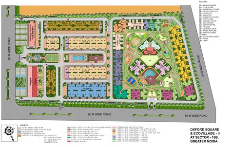 Bowling Alley Floor Plan supertech eco village 3 residential property in nida