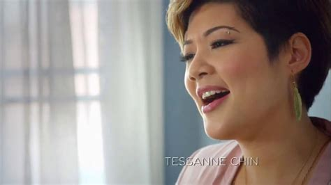 the voice tessanne chin stars in clear scalp hair commercial tessanne chin hair commercial tessanne chin and clear