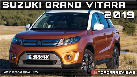 2019 Suzuki Grand Vitara by 2019 Suzuki Grand Vitara Review Rendered Price Specs