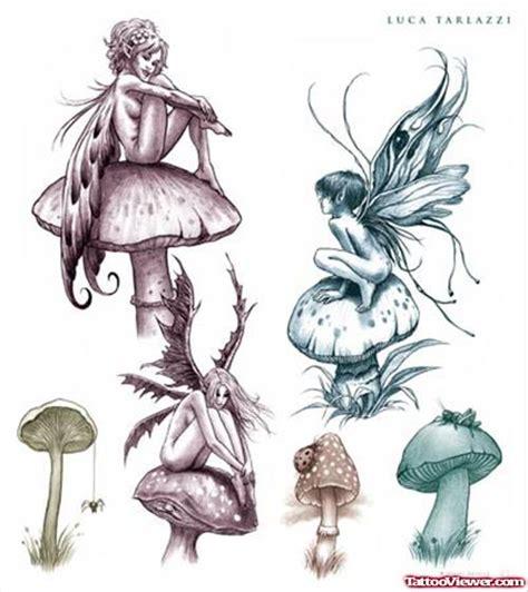 sitting fairy tattoo designs beautiful sitting on viewer
