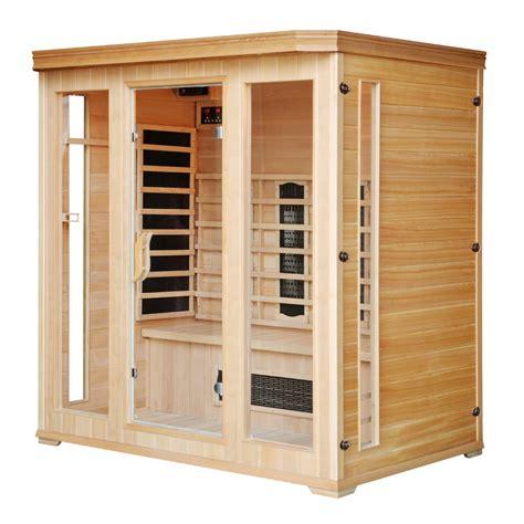 sauna cabin cabine sauna 28 images outdoor cedar cabin sauna 6x8