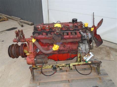 engine ford newholland  cid engine complete core grade   bkh