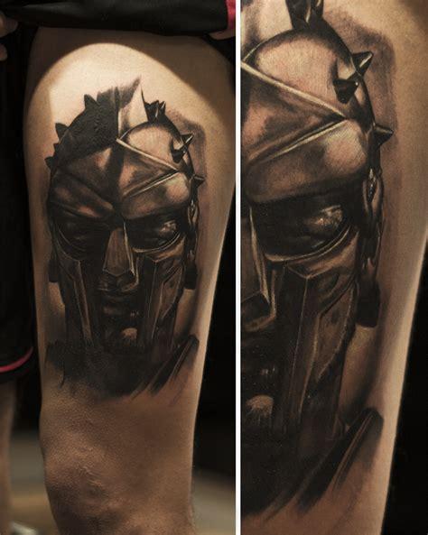 gladiator tattoos wayne balzan certified artist
