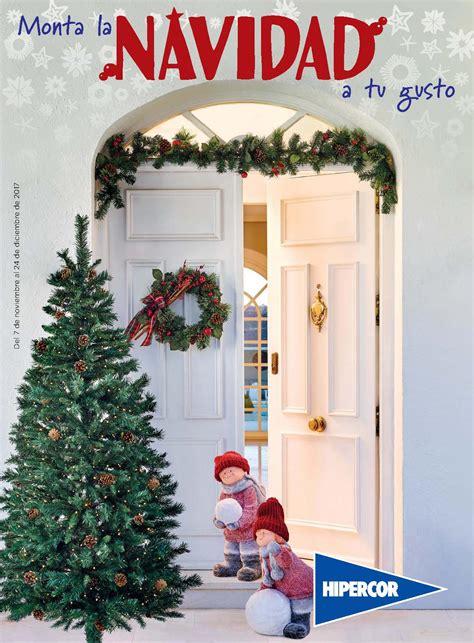 arboles de navidad en carrefour hipercor 225 rboles y decoraci 243 n de navidad 2017 imuebles