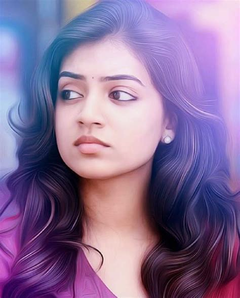 actress nazriya photos download very famous malayalam and tamil films actress nazriya