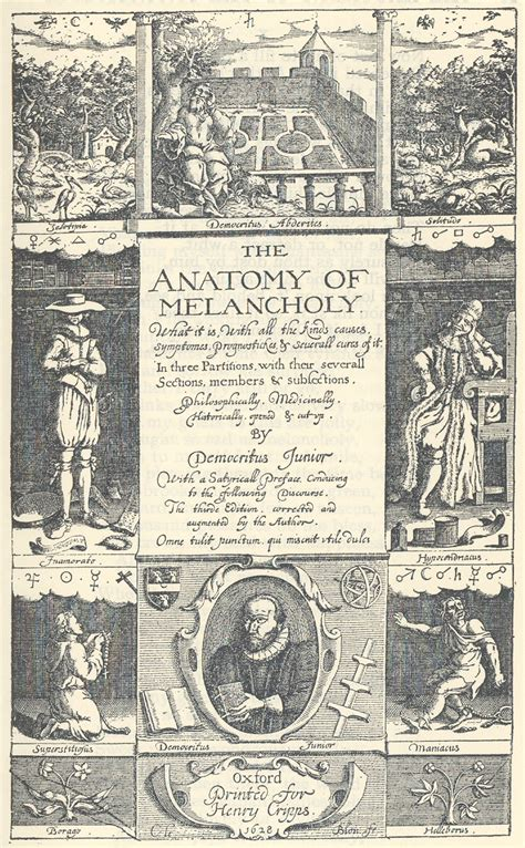 the essential anatomy of melancholy books the anatomy of melancholy by robert burton