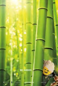 lego ninjago movie character posters weirdly hilarious scifinow