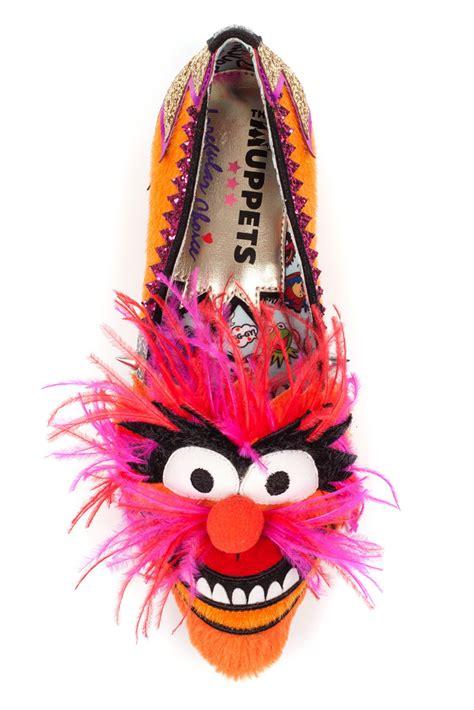 miss shoes irregular choice s new muppets shoe line has miss piggy