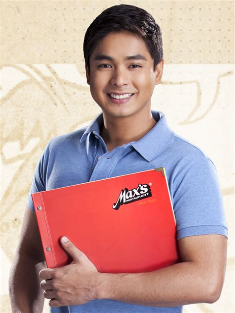 Juice Max S Max S details about coco martin during the max s presscon