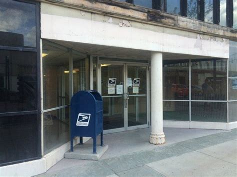 Flint Post Office by Downtown Flint Post Office Closes Save The Post Office