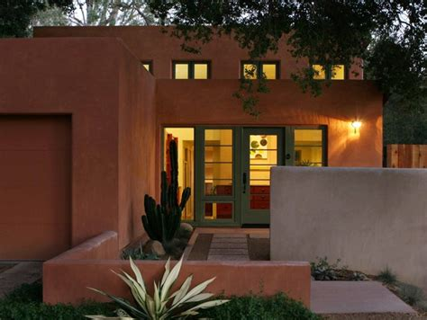 contemporary southwest southwestern exterior other metro by studio landscape