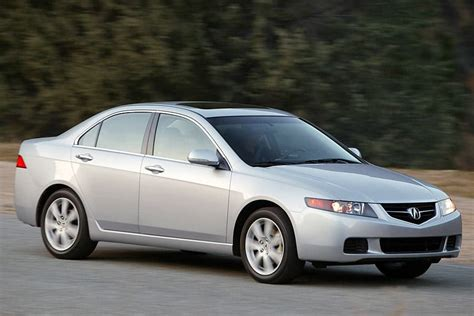 2005 acura tsx 2005 acura tsx overview cars
