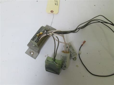hobart hre electric rotisserie oven capacitor relay