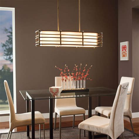 Lighting In Dining Room The Dining Room Light Fixtures Designwalls