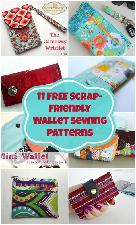 fabric crafts patterns free wallet sewing patterns to purse and