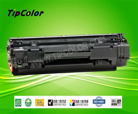 Printer Hp P1120 cb436a compatible toner cartridge for use in hp laser printer p1505 m1522 p1120